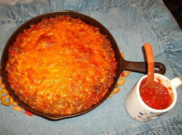 Yuk - A Tex-mex Casserole (sallye) Recipe