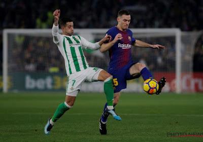 Malgré ses blessures à répétition, Vermaelen aurait convaincu le Barça