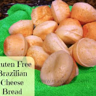 Brazilian Cheese Bread.
