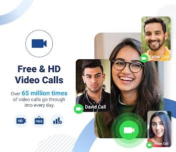 IMO beta free calls and text 4