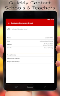 Burlington Schools- screenshot thumbnail