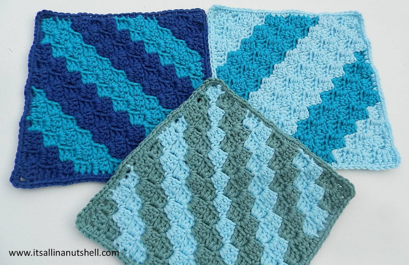 How To C2c Corner To Corner Crochet Its All In A Nutshell