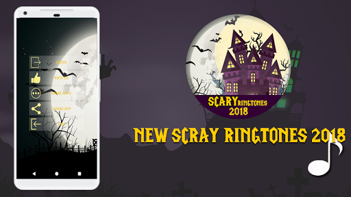 Scary Ringtones & Sounds 2018 &  Ghost mp3 ☠ image 0