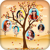 Family Tree Collage Photo Maker