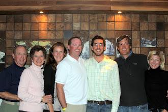 Photo: Jerry, Joyce, Lydia, Jeff, Yaron, Jay, and Susan.