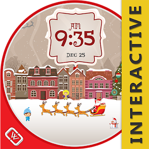 Christmas Santa Watch Face download