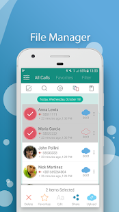 Automatic Call Recorder Pro 2017 - callU- screenshot thumbnail