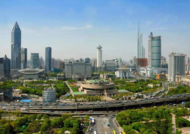 Praça do Povo (Renmin Guang Chang)