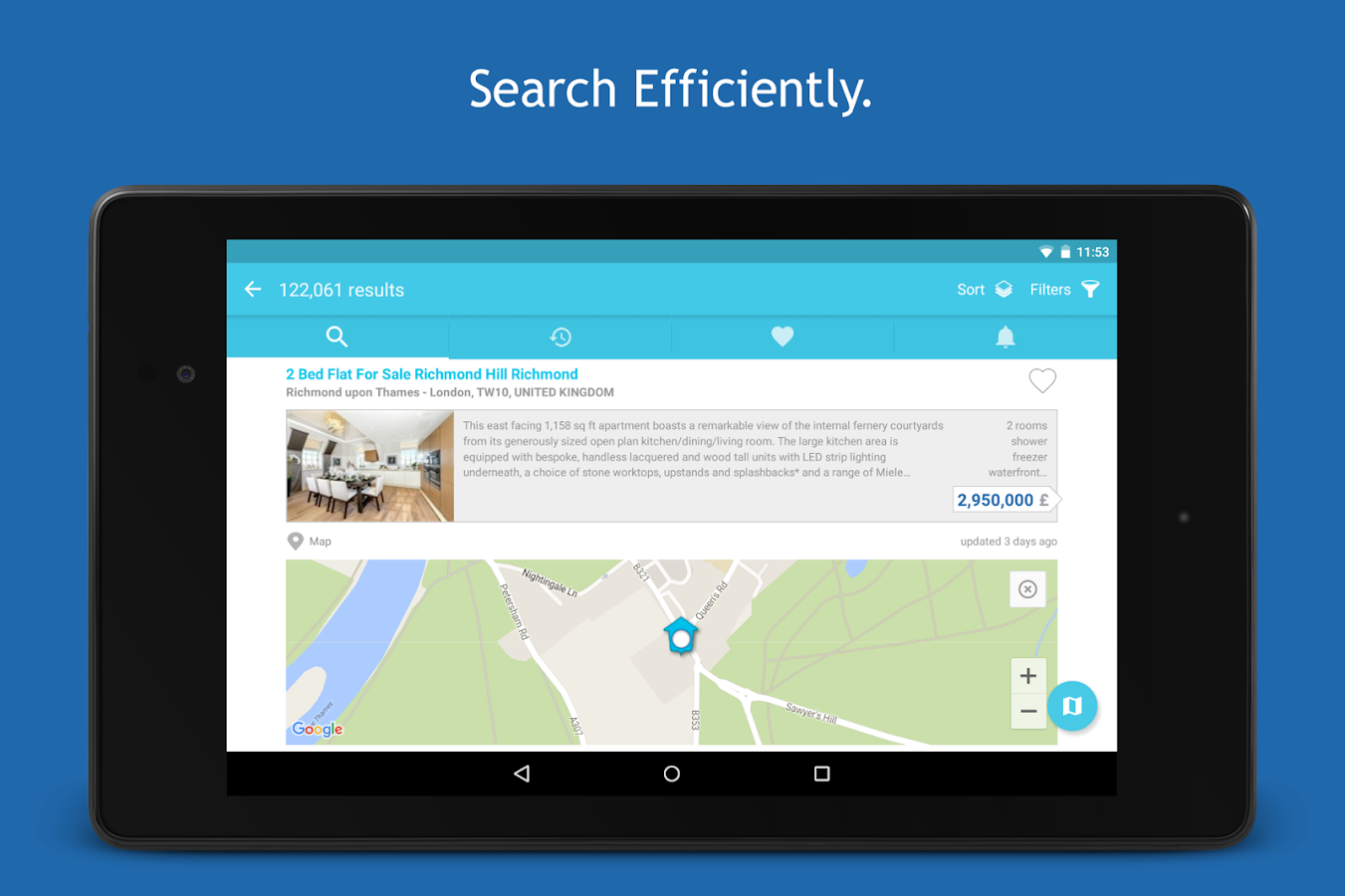 Nuroa Houses & Property Search- screenshot
