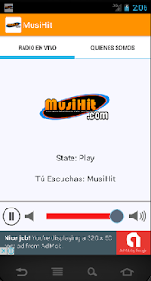 MusiHit- screenshot thumbnail
