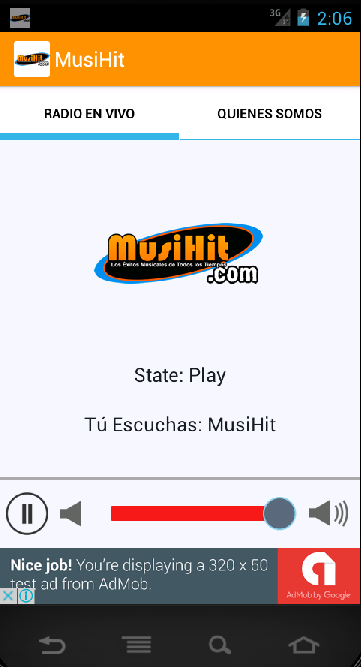 MusiHit- screenshot