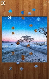 Road Jigsaw Puzzles - náhled