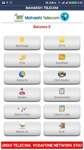 Maharshi Telecom - náhled