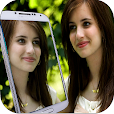 Real Mobile Mirror app - Makeup Yourself HD View