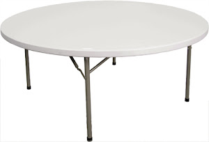 Round Table (10 Seater)