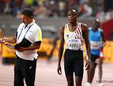Isaac Kimeli kon zich niet plaatsen voor finale 1500m op WK