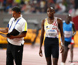 Belg Kimeli niet naar finale 1500m, wel een nieuw wereldrecord op ander nummer op WK atletiek