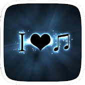 I Love Music Theme
