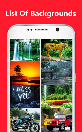 Waterfall Photo Editor and Waterfall Photo Frames 1.0.16 screenshots 2