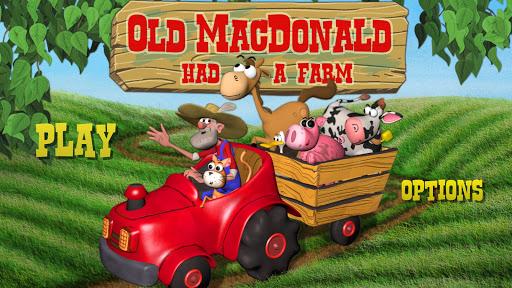 Old MacDonald Had a Farm Nursery Rhyme android2mod screenshots 1