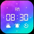 Alarm Clock with Ringtones & Math Problems icon