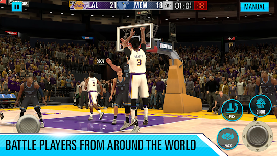 NBA 2K Mod Apk Mobile Basketball Download Latest Version For Android 1