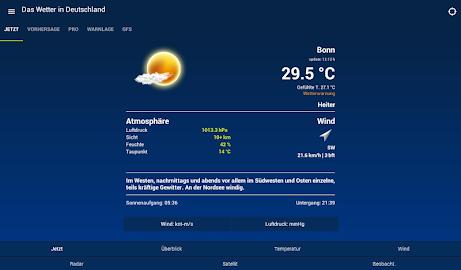 Das Wetter in Deutschland Screenshot 9