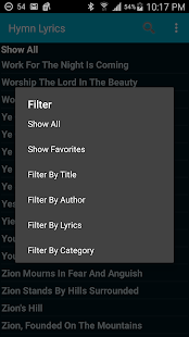 Hymn Lyrics- screenshot thumbnail