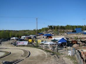 Photo: Varikkoalue