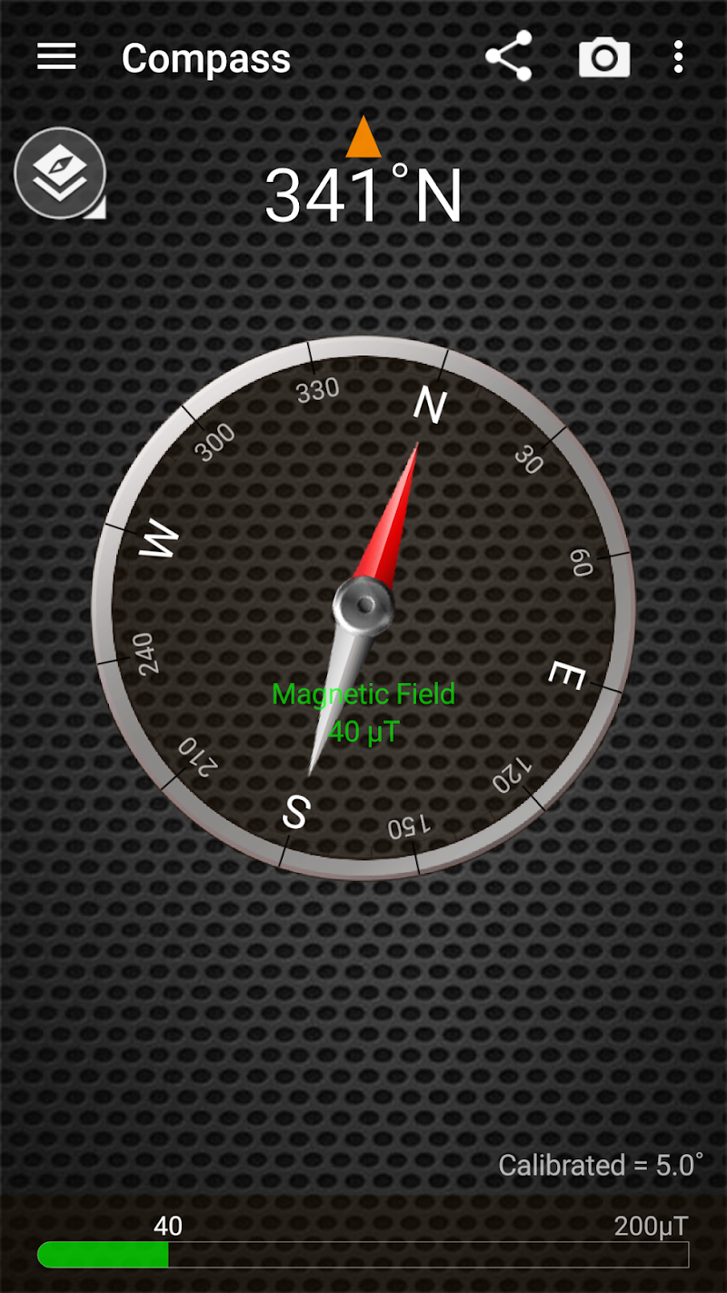 Smart Compass Pro Screenshot 1
