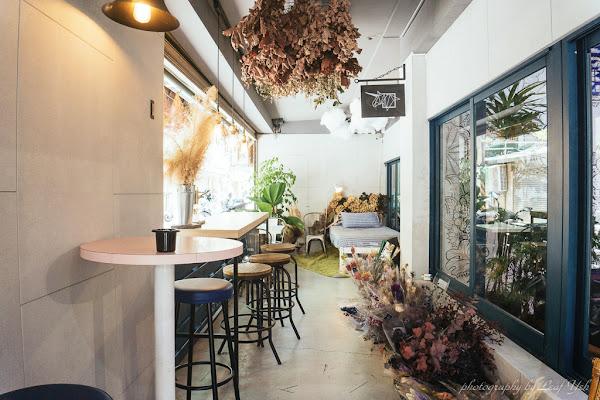 自由溫室 Liberbox。少女必看!巷弄中藏著這樣的韓風小店!/永和韓風早午餐/永和IG打卡熱門