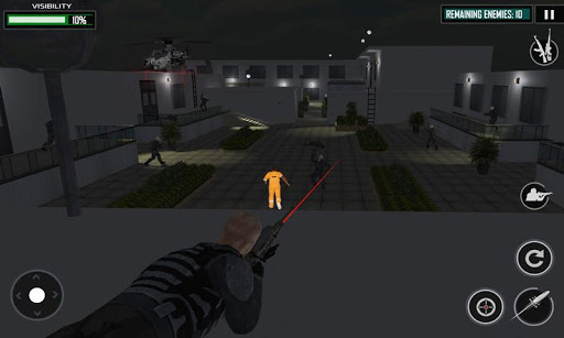 Secret Agent Stealth Spy Game screenshot 5