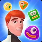 Jelly Nova: Три в ряд головоломка icon