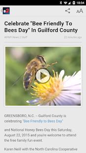 WFMY News 2- screenshot thumbnail