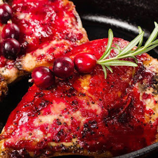 Chicken Breast With Cranberry Sauce Recipes