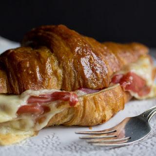 Croissant Sandwich Recipes.