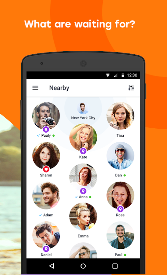 Screenshots of Badoo - Meet New People for iPhone
