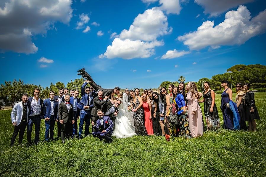ช่างภาพงานแต่งงาน Alessandro Spagnolo (fotospagnolonovo) ภาพเมื่อ 01.07.2019