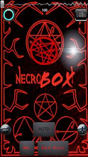 NecroBox Ghost Box - náhled