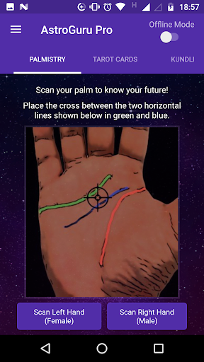 AstroGuru Pro: Palmistry, Astrology & Tarot screenshot 3