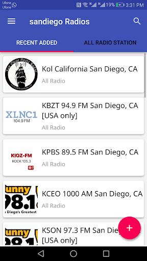 San-Diego All Radio Stations  screenshots 1