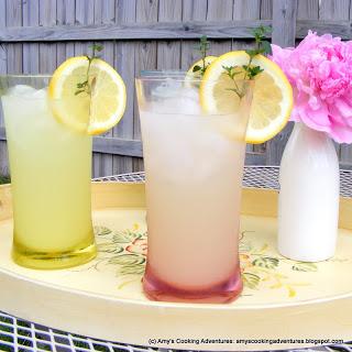 Thyme-Infused Lemonade
