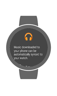 Google Play Music: miniatura da captura de tela