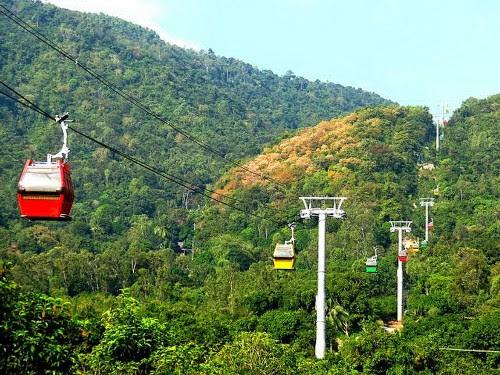 Khu du lịch Núi Cấm tăng sức hút 3