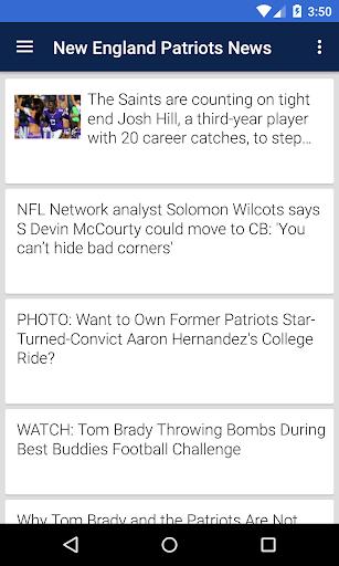 BIG New England Football ニュース