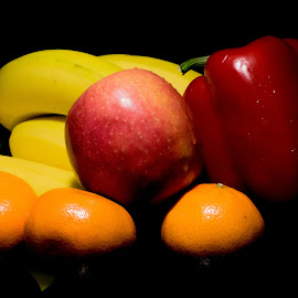 fruit  by Paul Foot - Food & Drink Fruits & Vegetables