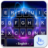 Neon Space FREE Keyboard Theme Android APK Download Free By New Free Emoji Keyboard Theme