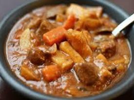 Monticello Beef Stew Recipe