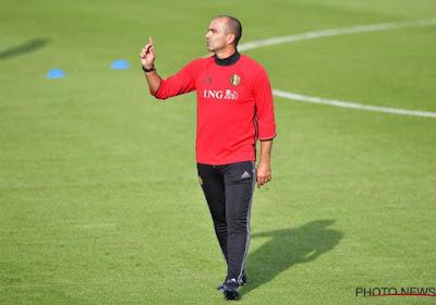 """Pour Roberto Martinez, c'est clair: """"Nous ne seront pas favoris du mondial mais on a le droit de rêver"""""""