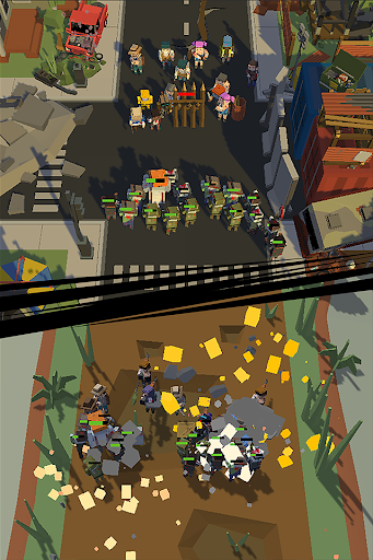 Code Triche Zombinizer - I'm first zombie APK MOD screenshots 3